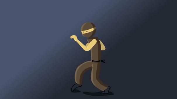 Ninja stijltest