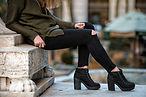 chute de femme de style street wear avec