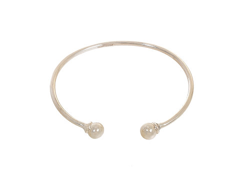 9ct Yellow Gold Childrens Bangle 5g