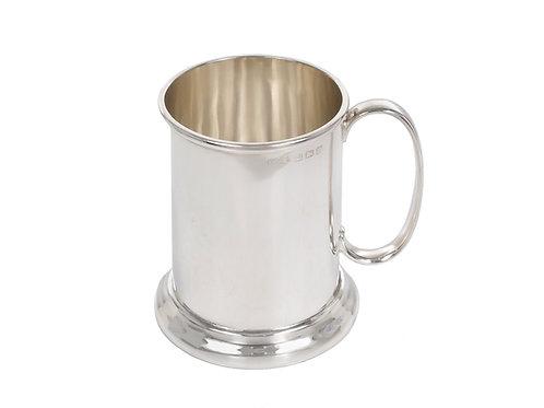 Silver Christening Cup Birmingham 1944