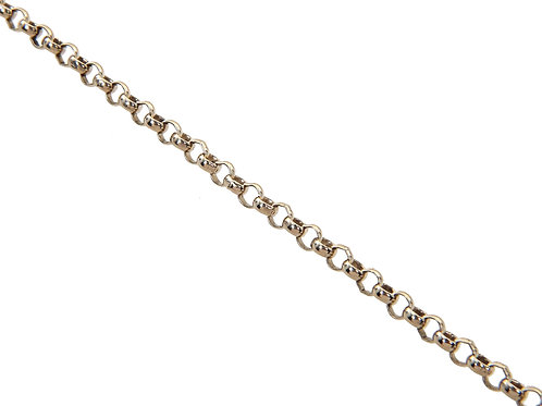 9ct Yellow Gold Belcher Chain 12.7g