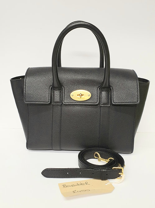 Mulberry Bayswater Small Classic Grain