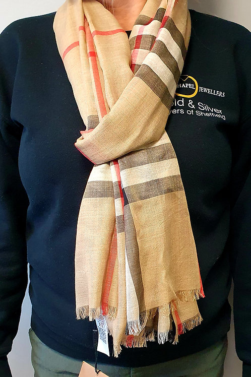 Burberry Classic Scarf New with tags