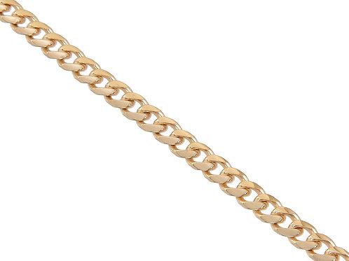 9ct Gold Curb Chain 28.4g