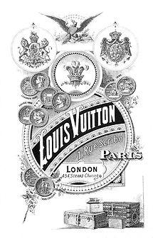 Louis Vuitton Vintage Poster