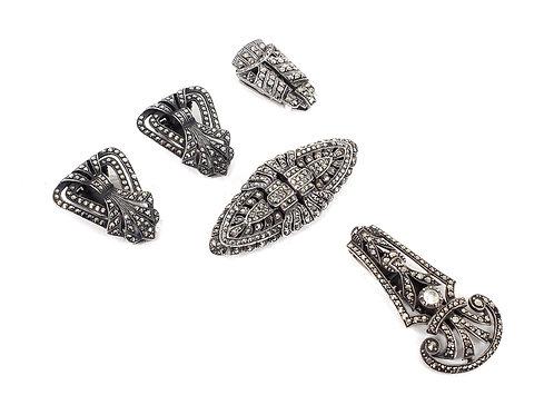Silver Marcasite Jewellery