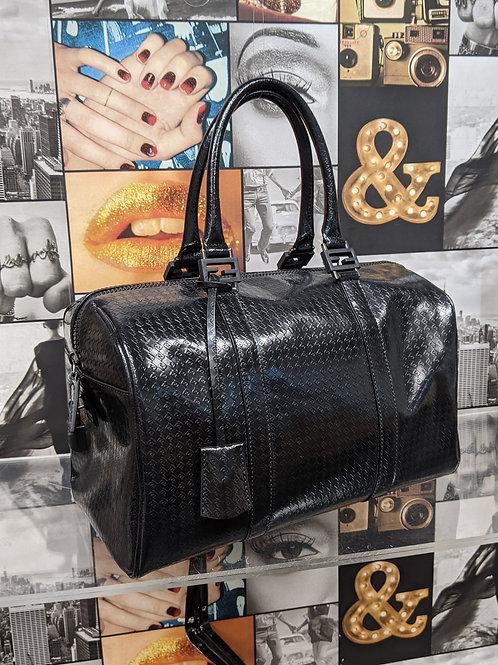 FENDI Bowling Bag in Black