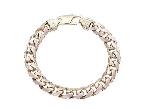 9ct Yellow Gold Curb Bracelet 44.7g