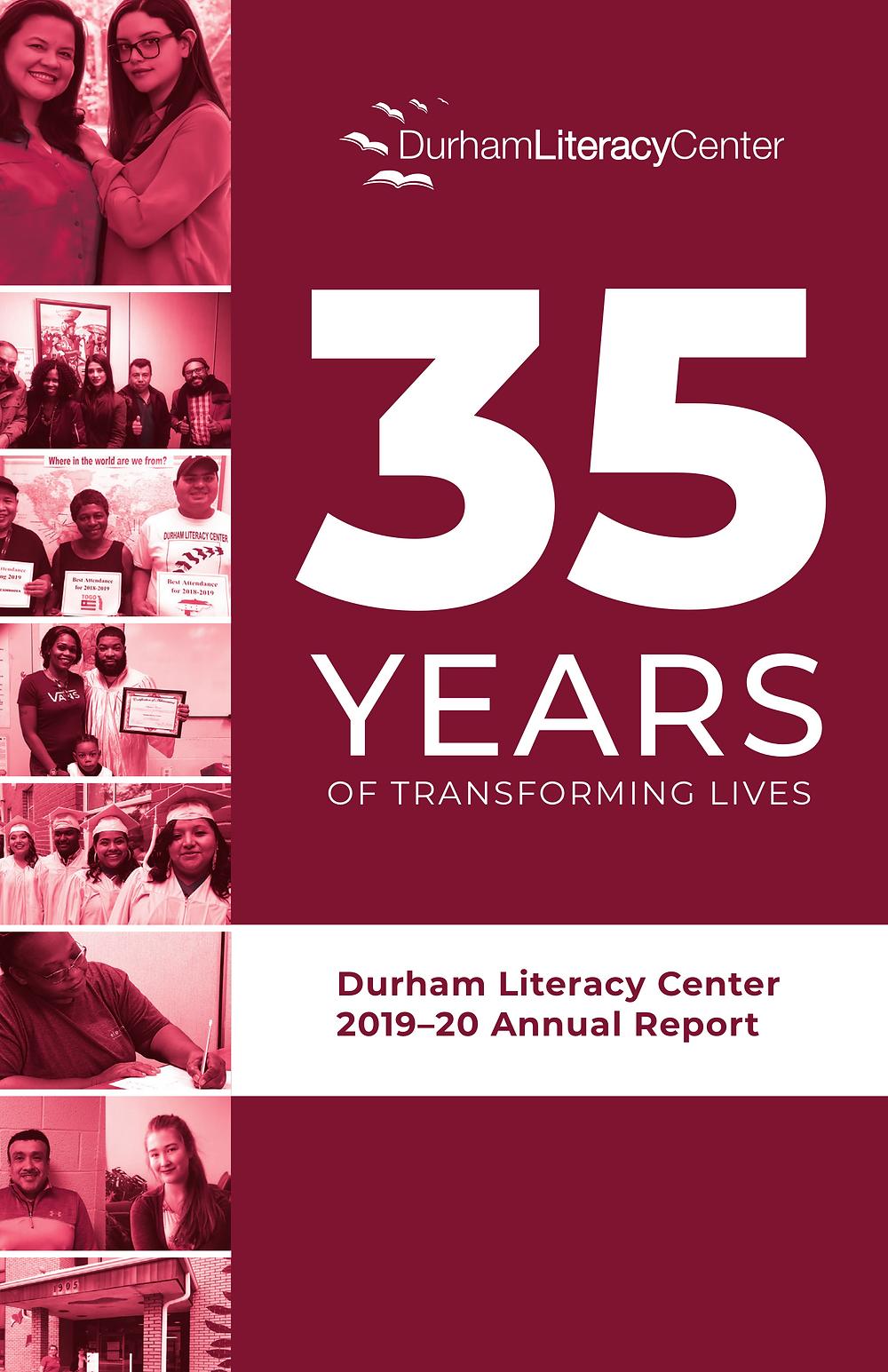 Durham Literacy 2019-20 Annual Report
