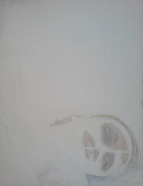 336 dOUTe 2007, Huile sur lin,125x100