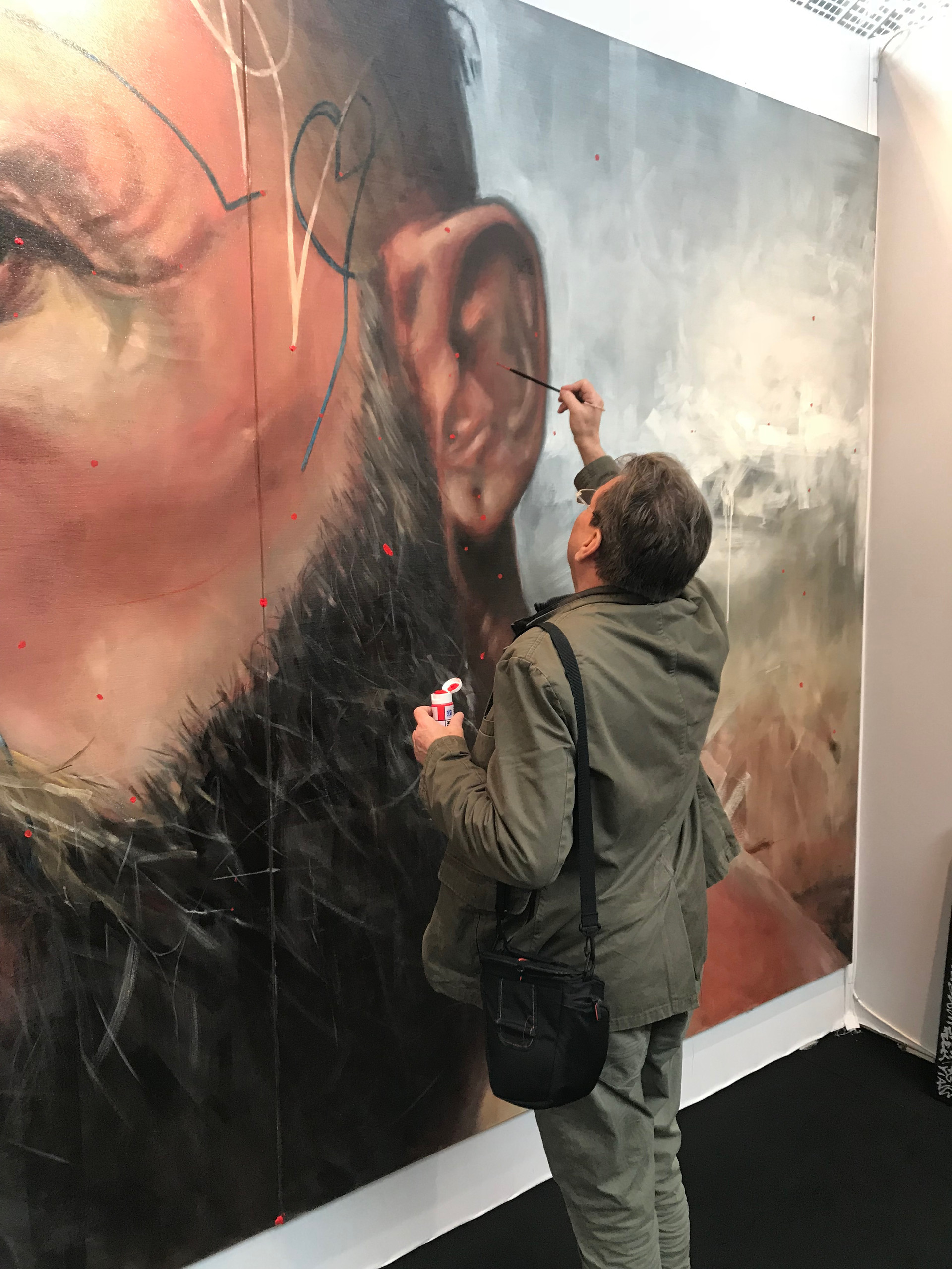 2017 Paris, Y.I.A. Art Fair