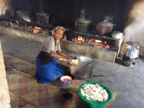 2021 / La Cantine de Fiananrantsoa