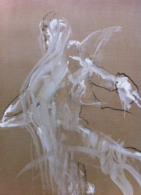495 PEINTOMATON 2011, Huile sur toile, 125x100