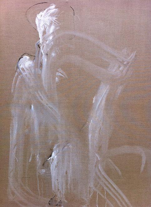 493 PEINTOMATON 2011, Huile sur toile, 125x100