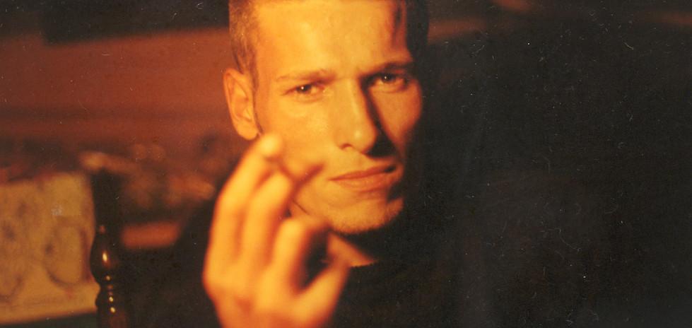 1997 BERTHOLENE, dans mon atelier