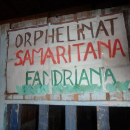 2021 / L'orphelinat Samaritana