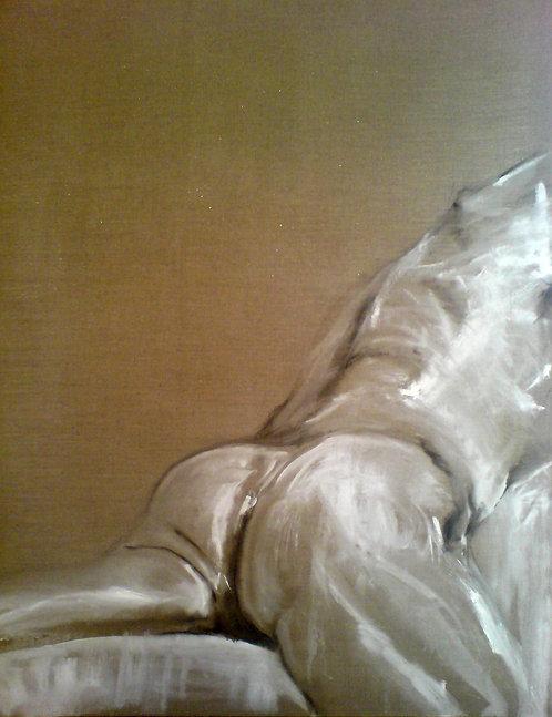368 PEINTOMATON 2007, Huile sur toile, 125x100