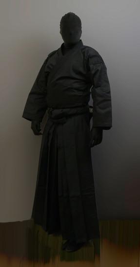 Le costume des porteurs.