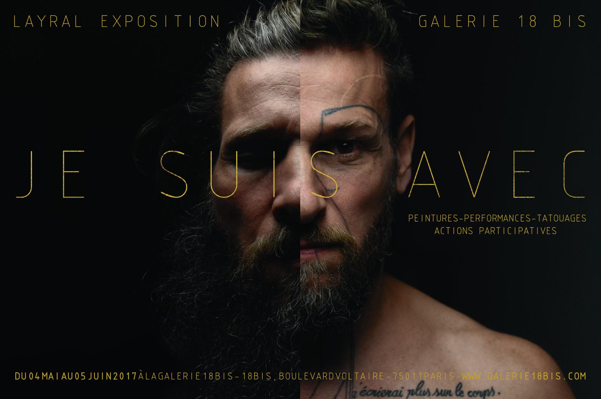 2017 Paris, Galerie 18Bis