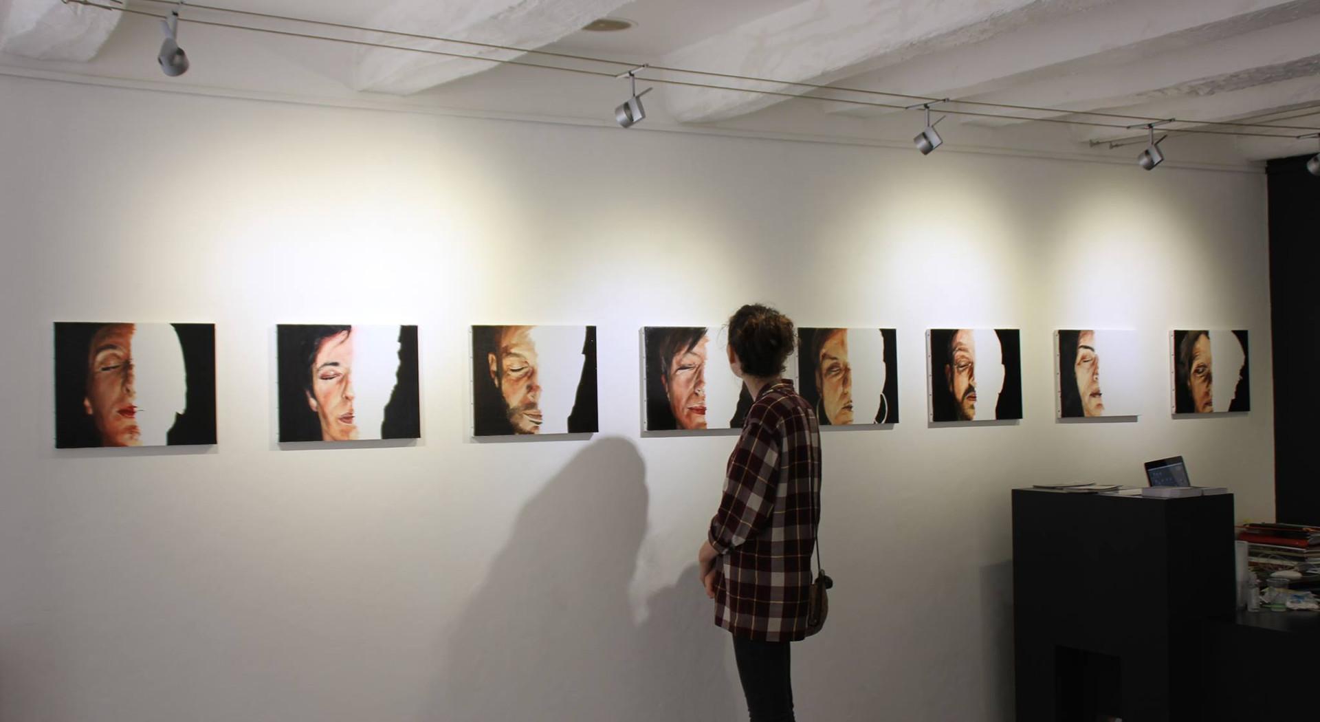 2016, Lyon, Galerie Catheryne