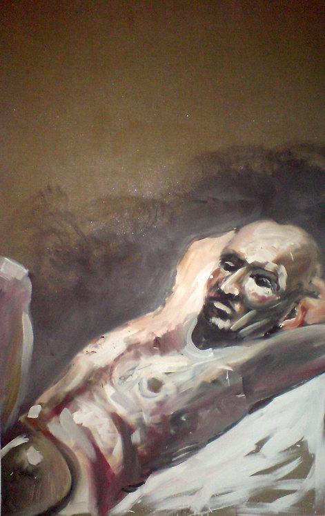 389 PEINTOMATON CARRIER 2007, Huile sur toile, 200x125