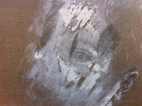505 PEINTURE 2011, Huile sur lin, 27x41