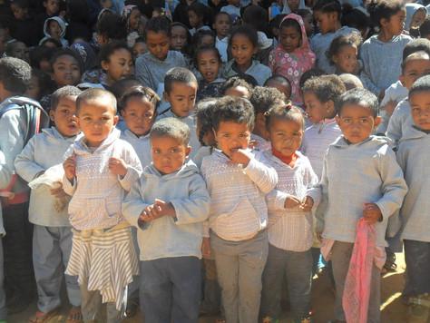Augmentation du nombre d'enfant pris en charge à Fandriana