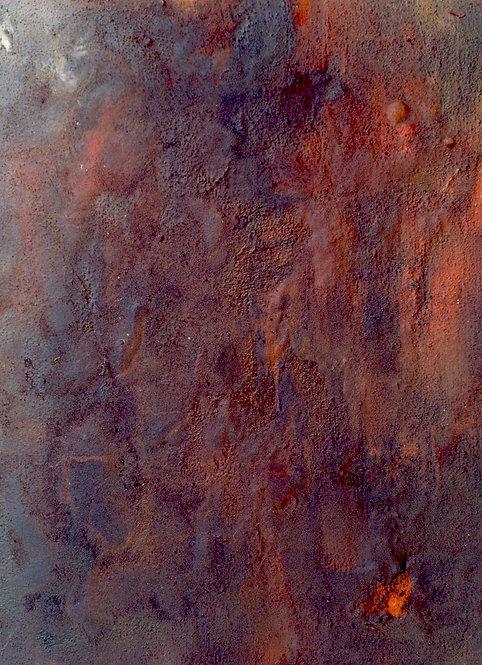 79 PEINTURE 1997, Huile sur toile, 81x60