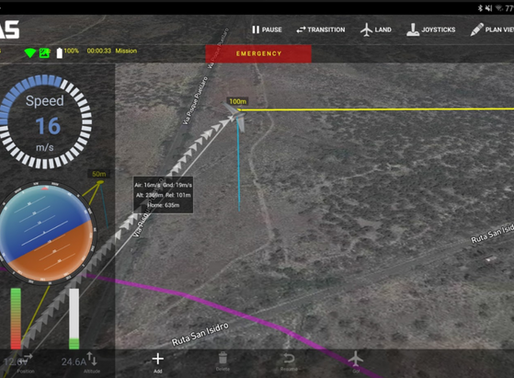 WINGQUAD 3: THE REAL SOLUTION TO INSPECT, MONITOR AND MAKE VOLUMETRIC CALCULATIONS OF QUARRIES