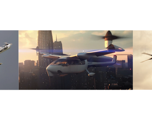 VTOL AIRCRAFTS, THE VEHICLE OF TODAY'S FUTURE