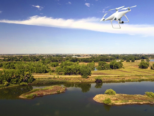 How can Drones / Unmanned Aerial Vehicles be used in Environmental Projects?