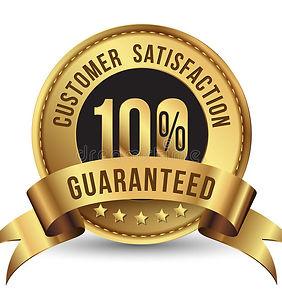 customer-satisfaction-guaranteed-gold-la