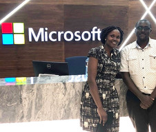 Team Simplify IT @ Microsoft Offices for Training