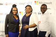 Team Simplify IT @ Customer Event