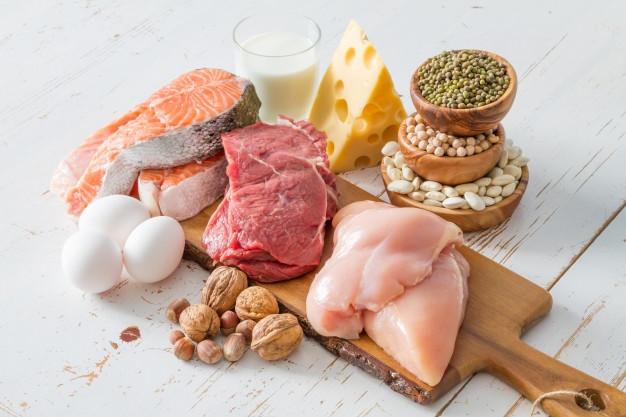 protéine, viande maigre