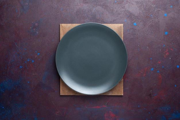 assiette, portions