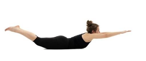 exercices pilates fesses