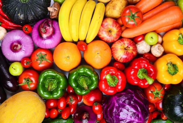 régime équilibré, légumes