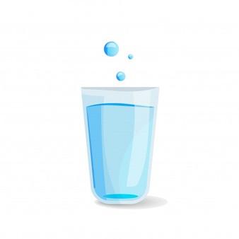 Ventre plat eau
