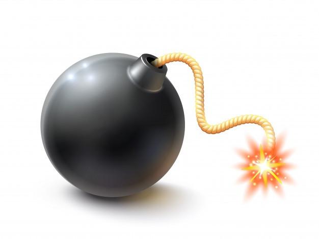 bombe interne, prévoir