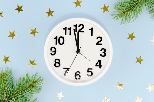 horloge, perte de poids, nuit