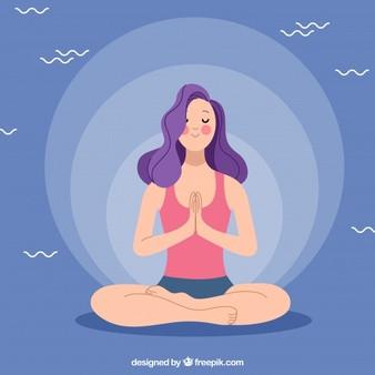 méditation, stress