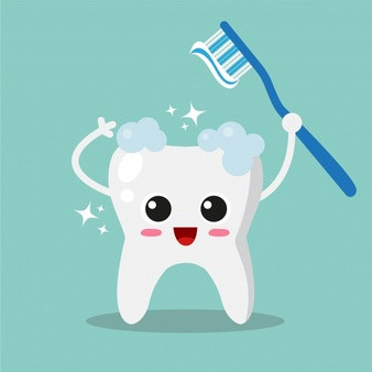 lavage dents