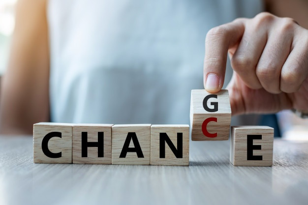 changements, objectifs