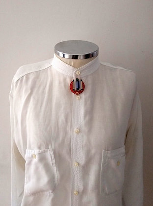 broche de botão acrílico/unidade
