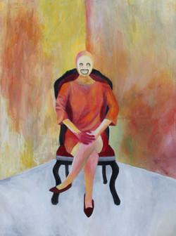 Self Portrait (Hysteria)