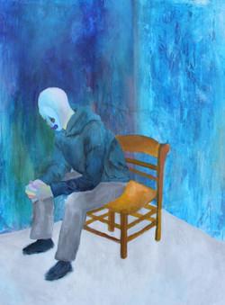 Self Portrait (Depression)