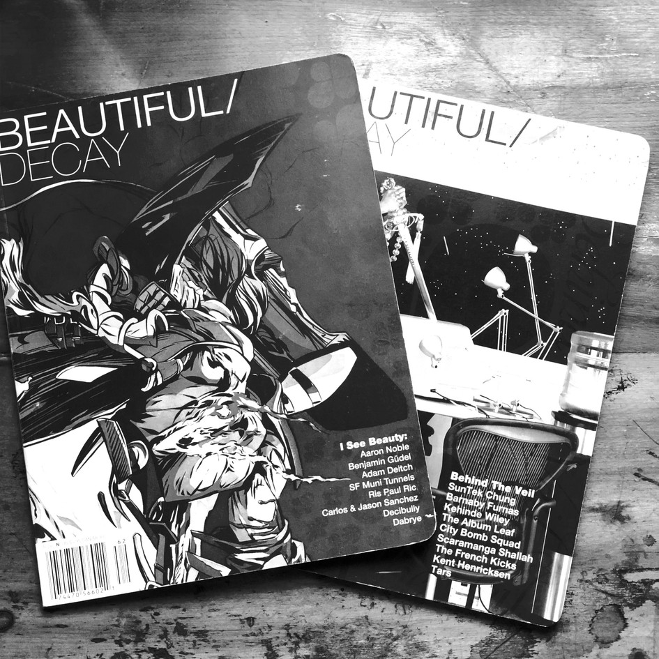 Beautiful/Decay Magazine