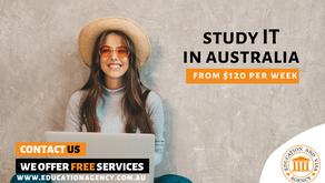 Study IT in Australia!