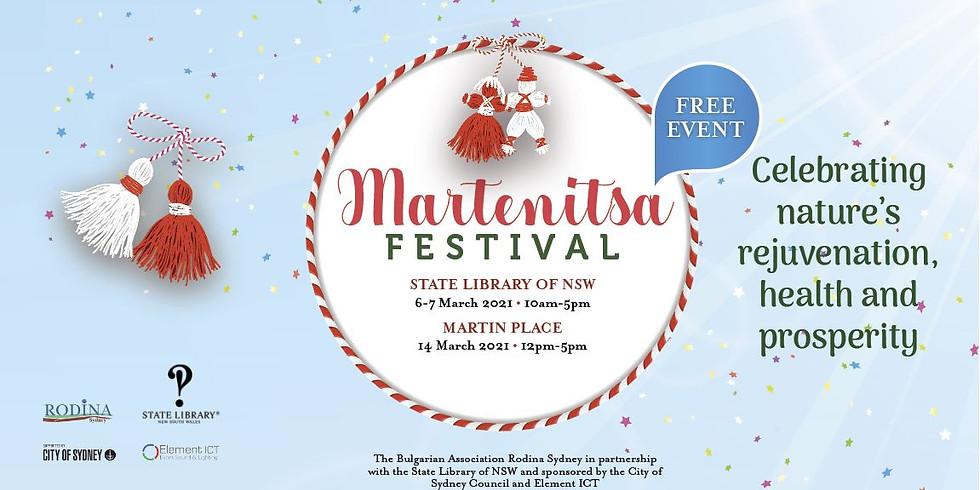 6th March Martenitsa Festival